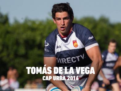 Tomás De La Vega Cap URBA 2016