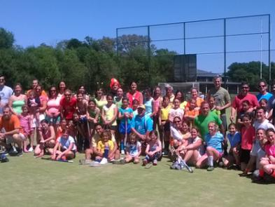Hockey en Familia!