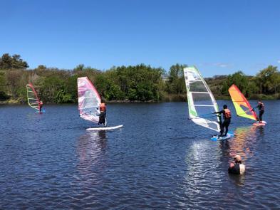 Curso windsurf 2021
