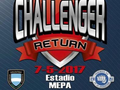 COPA CHALLENGER RETURN 2017