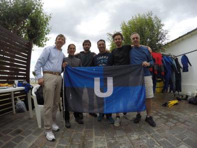 El equipo de Puerto Madryn!!