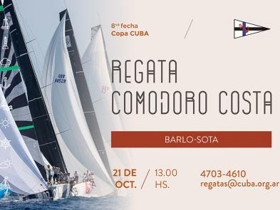 Copa CUBA - Regata Comodoro Costa