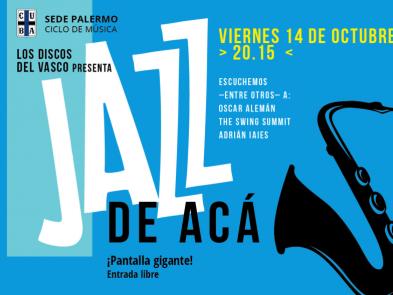 Los discos del Vasco - JAZZ DE ACA