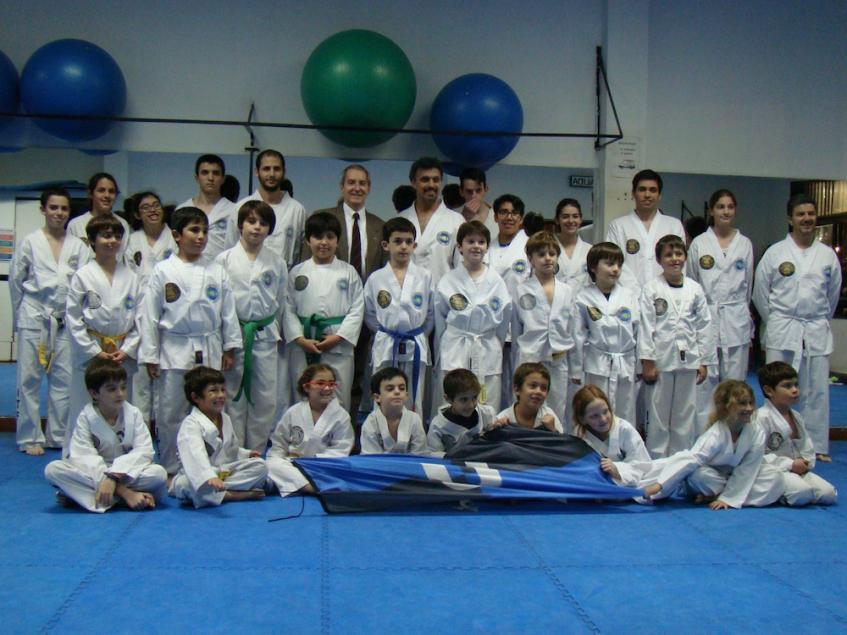 Examen de Taekwon-Do, 12 de julio de 2017, Do Jang Palermo