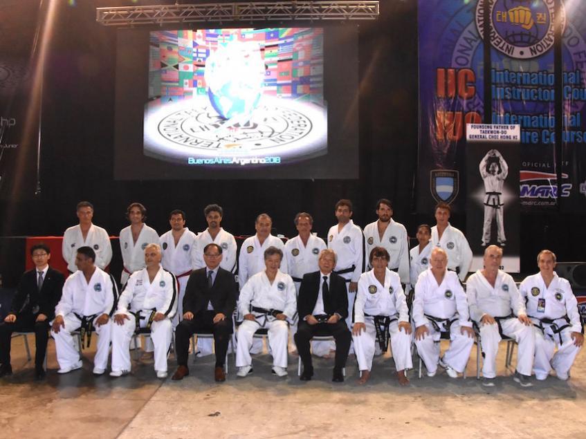 IIC 2017, GM Choi Jung Hwa, GM J.C. Kim, GM H.C.Kim, GM T. Nicholls, GM N.Galarraga, GM M.Troiano, M E. Barat, M H. Boitano, Sr. J.Kuk.