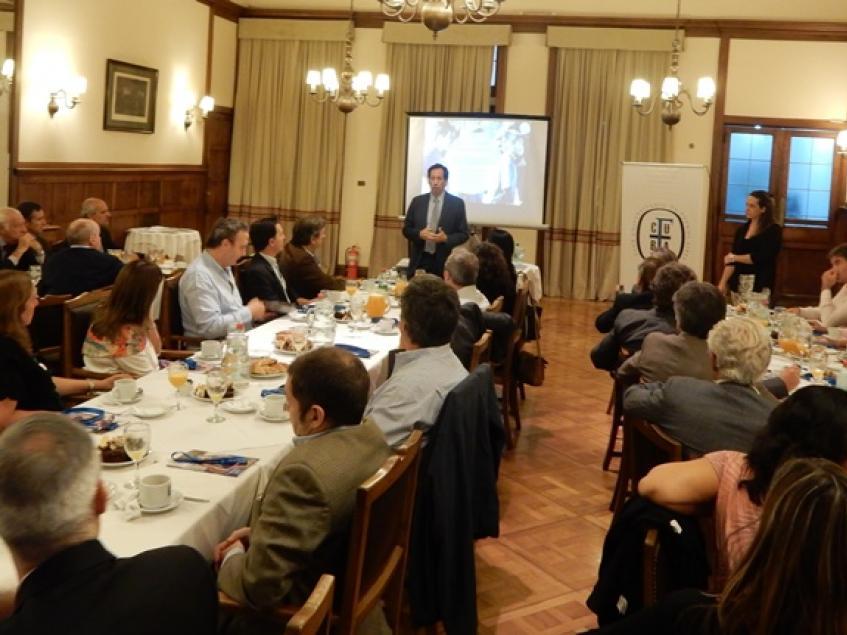 Reunión Anual de la Fundación del Club