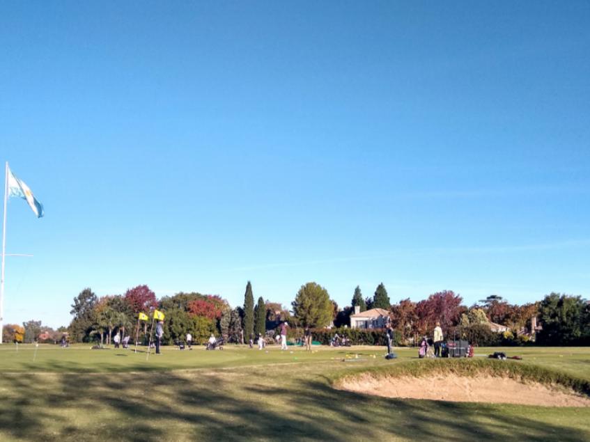 Escuela de Golf Adultos 2021