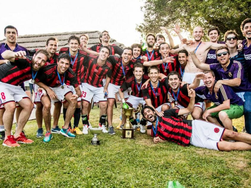 Atlético Mermelada, campeón 2016