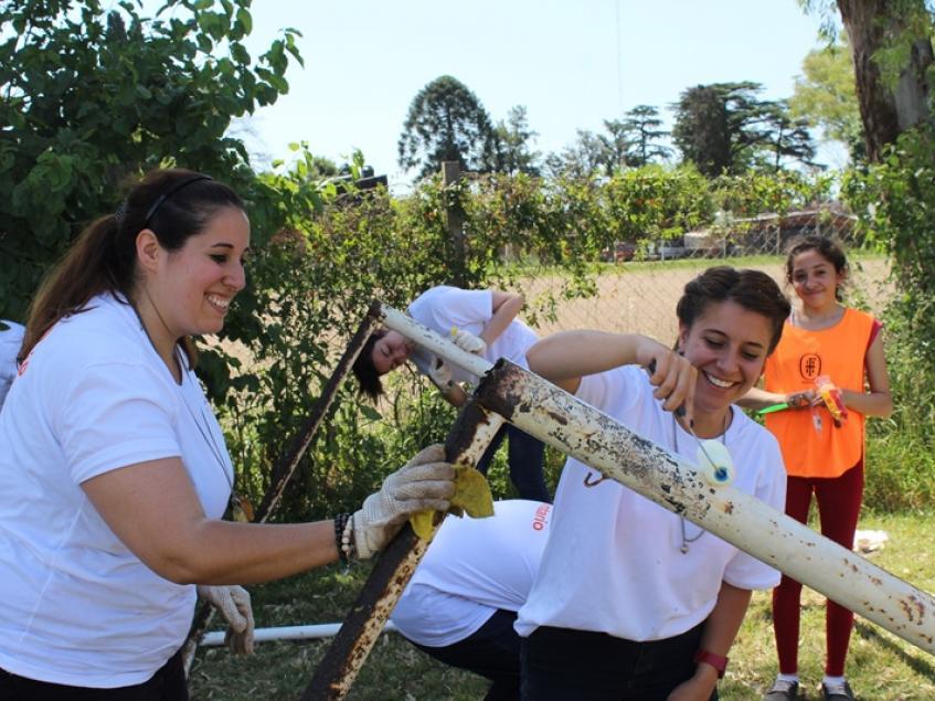 Voluntariado en Deporte y Valores