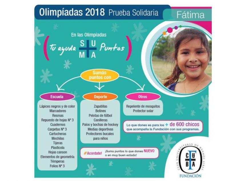 Prueba Solidaria Fátima