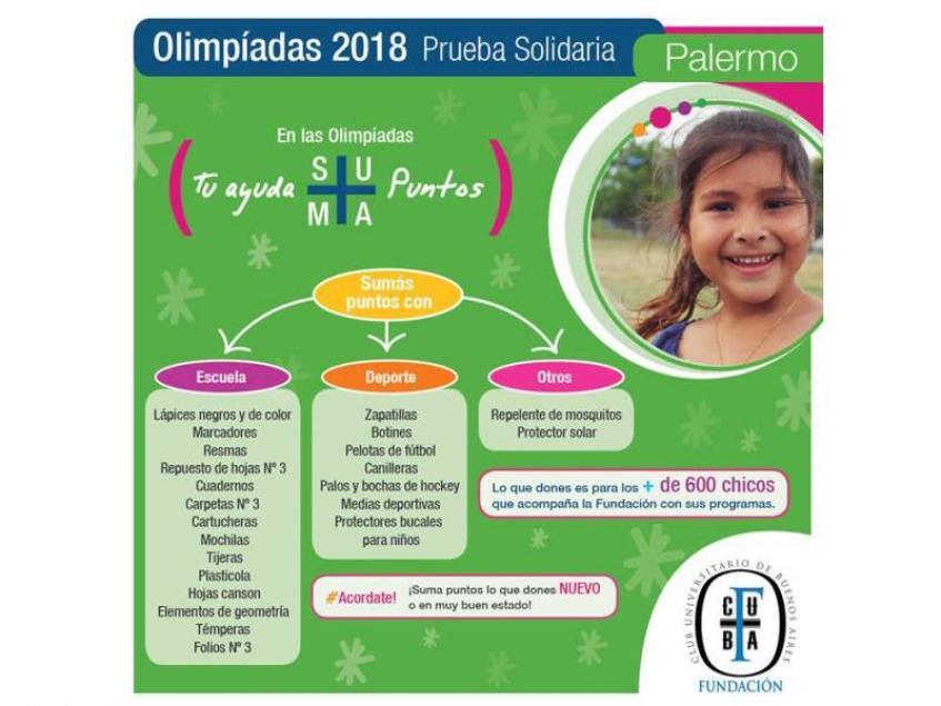 Prueba Solidaria en Palermo