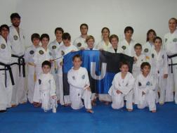 Promoción graduados Do jangs Fátima / Villa de Mayo, el 2 de julio de 2016.