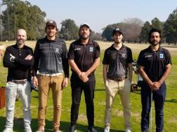 CUBA Equipo Interclubes Primera división Golf