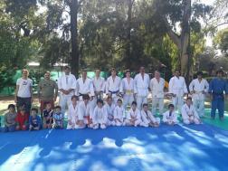Palermo Judo al aire libre