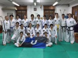 Examen de Taekwon-Do, 13 de julio de 2017, Do Jang Viamonte